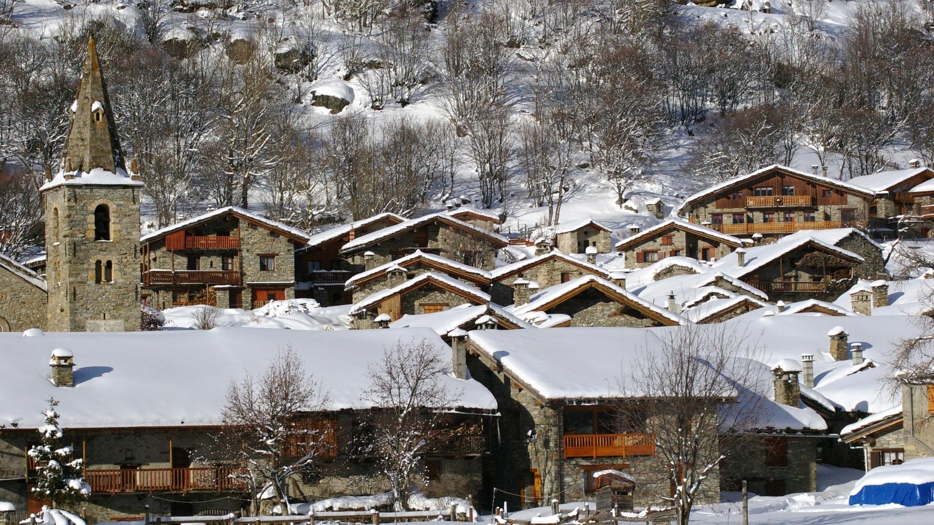 bonneval-sur-arc-station-village