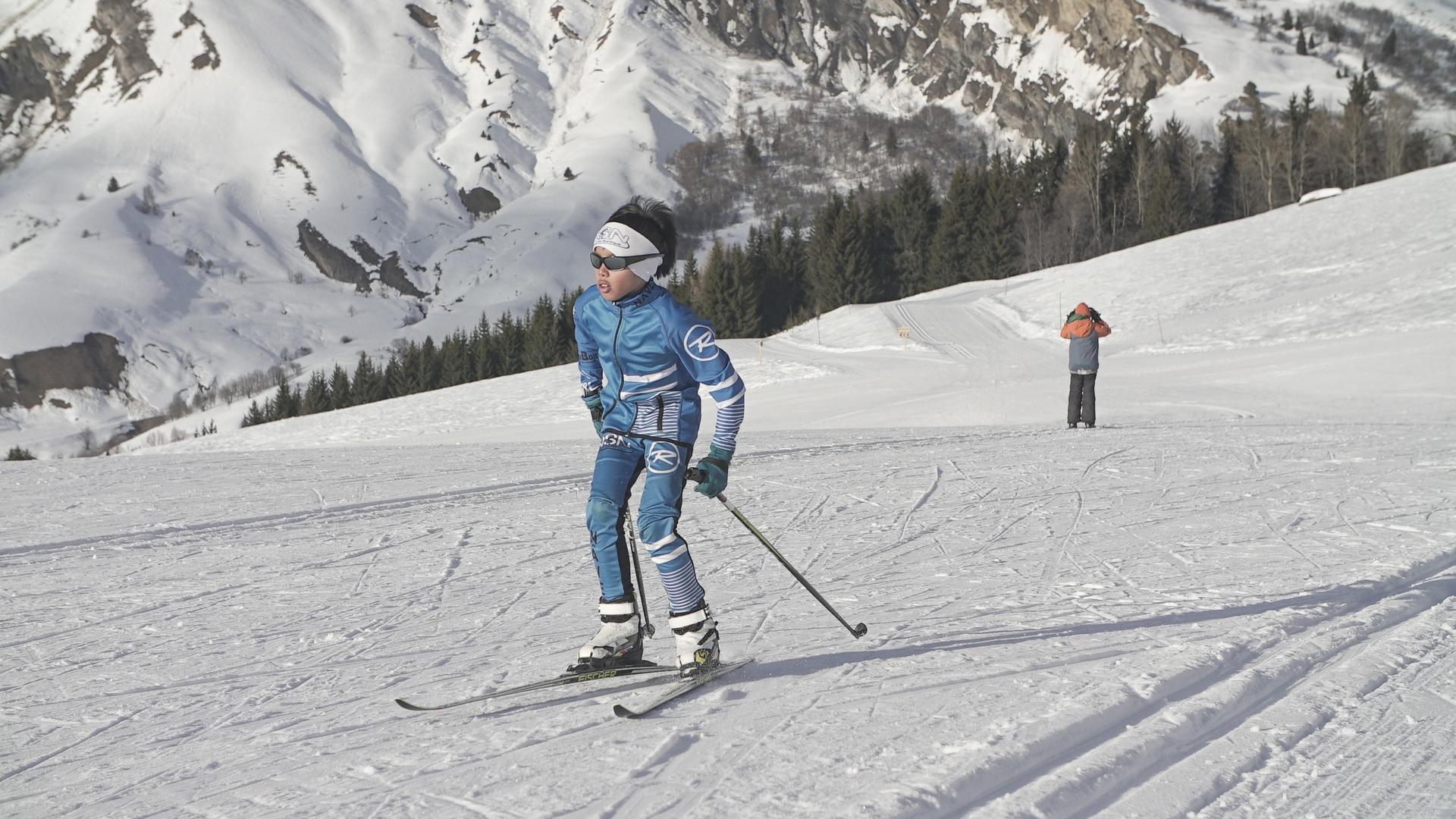 Stages biathlon kids