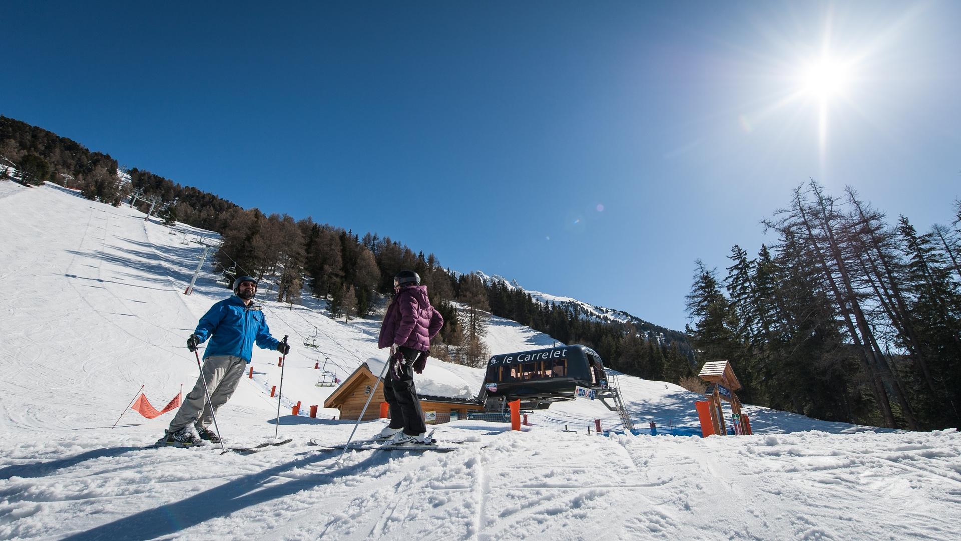 Station de ski de La Norma