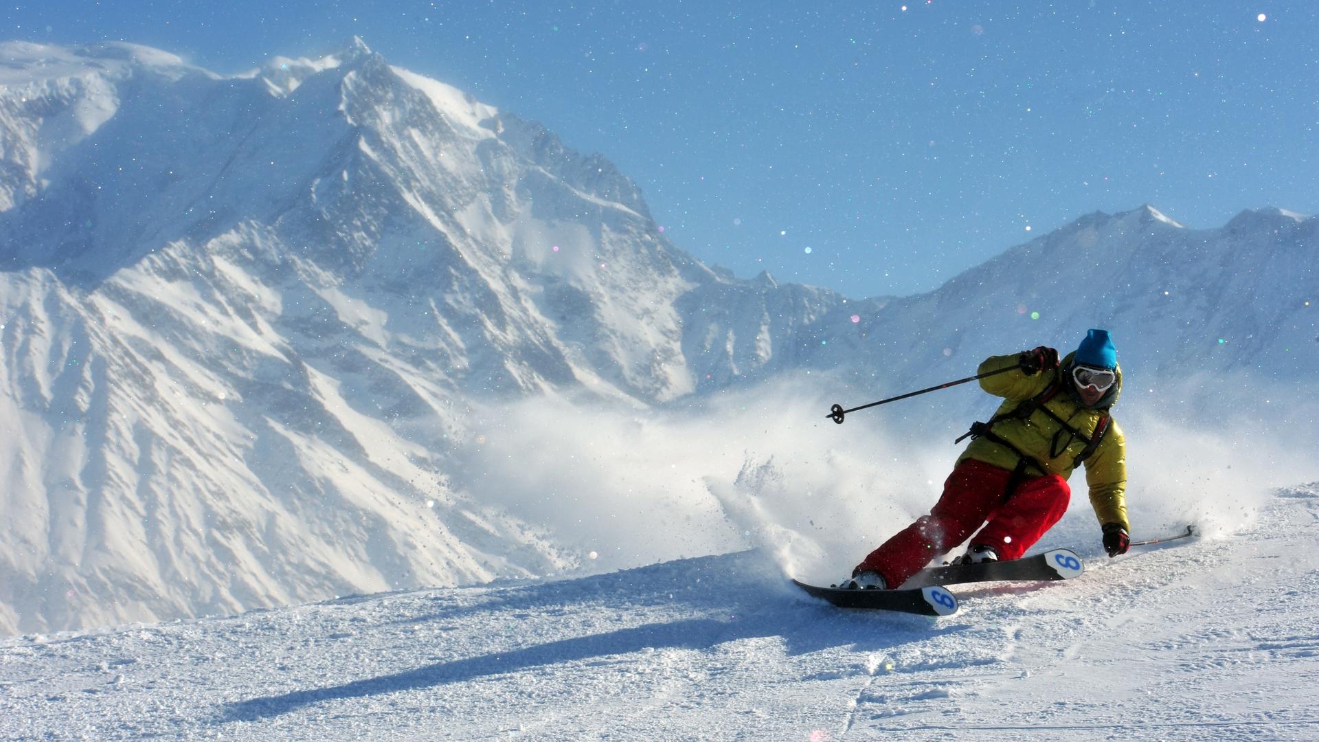 Domaine skiable de Saint-Gervais