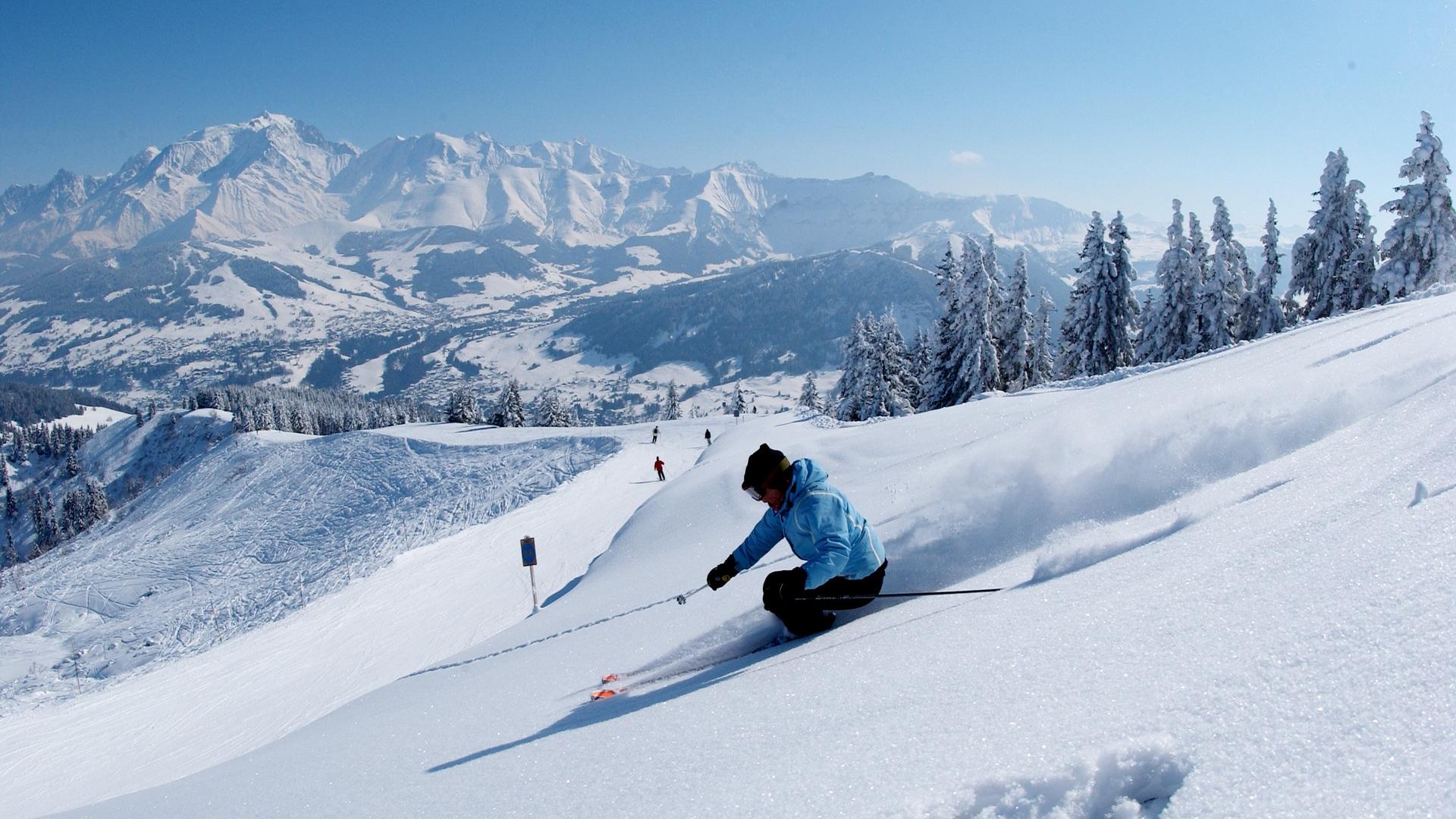 Un_skieur