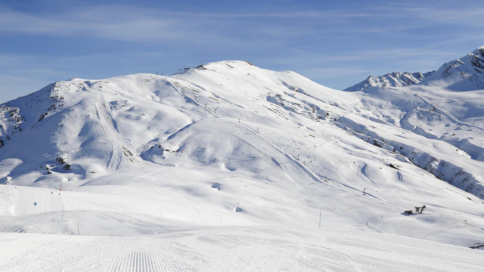 Vallorcine-Domaine skiable