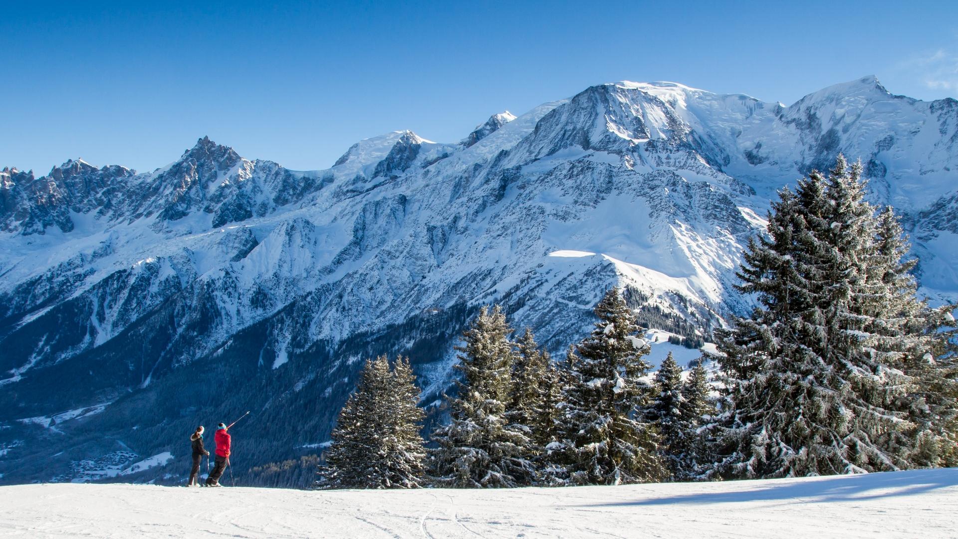 Les Houches Ski