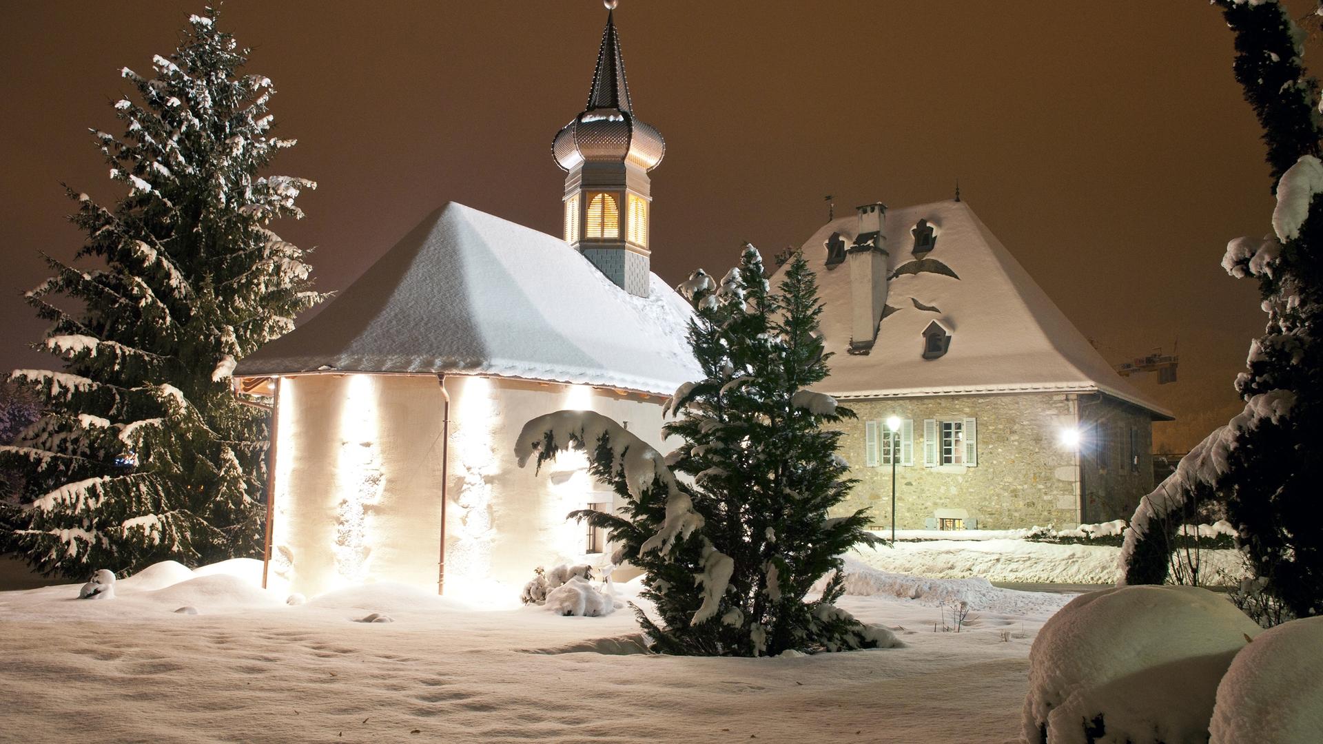 Chapelle du Bérouze
