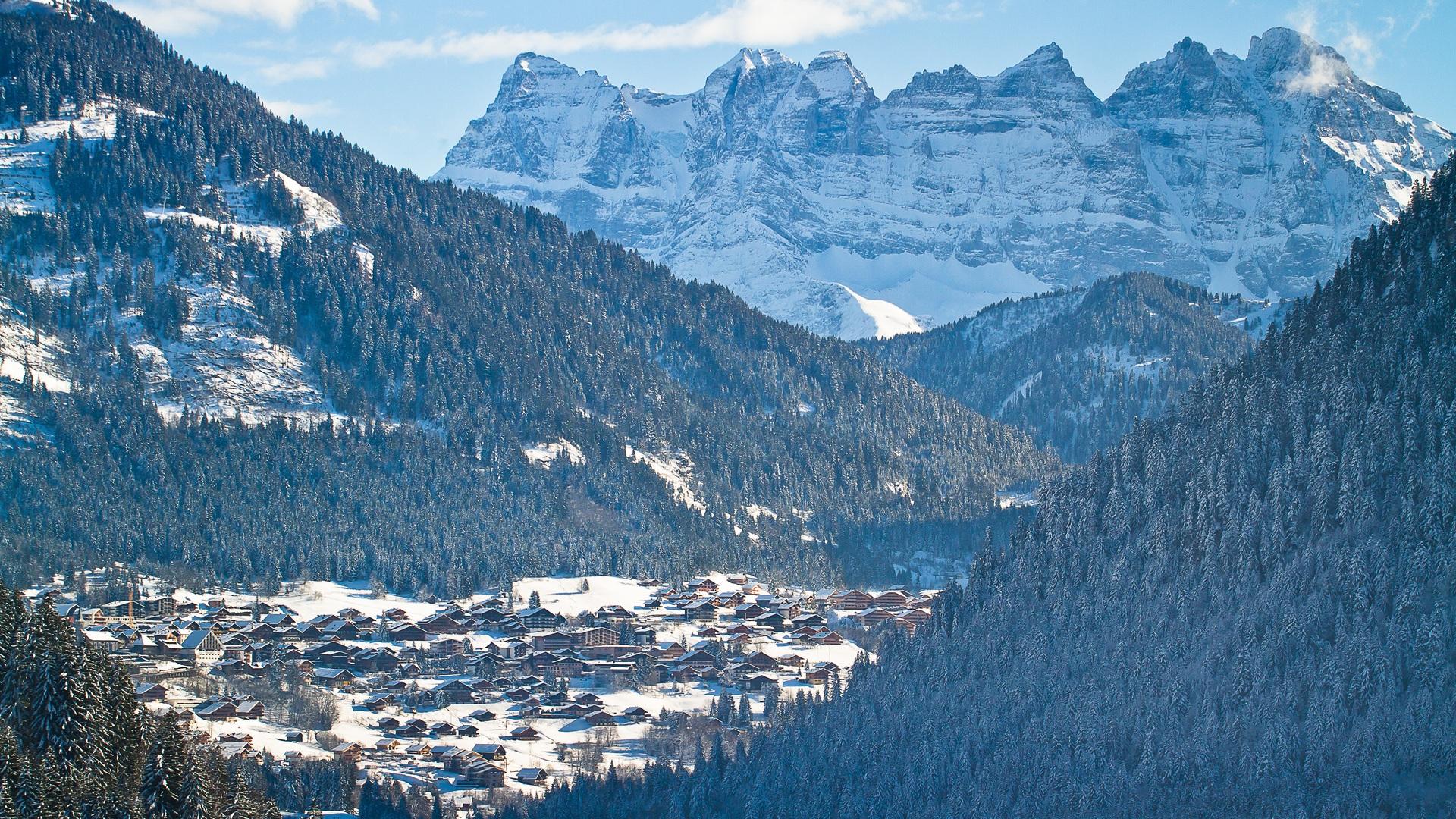 Le Village de Châtel