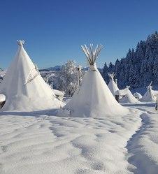 Multi-activités nordiques à La Féclaz