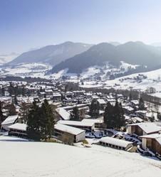 Ski alpin à Praz sur Arly