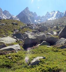 Le Tour du Mont Blanc Sud