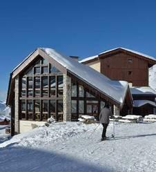Ski alpin à Belle Plagne