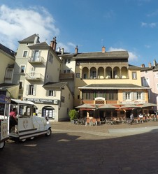 Après-midi dansante à Chambéry