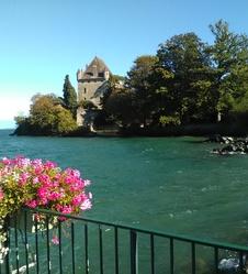 Entre Genève et Yvoire