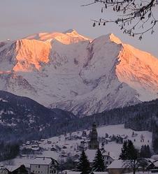 Ski alpin et raquettes à Combloux