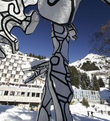 Ski alpin à Flaine