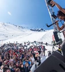 Ski alpin et Rock the Pistes à Châtel