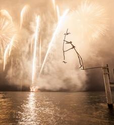 Décembre autour de la légende des flottins