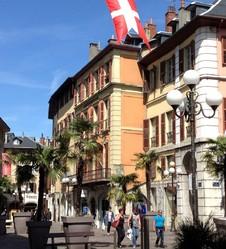 Chambéry, carillon de Noël