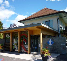 Bureau d'information touristique de Saint-Jorioz