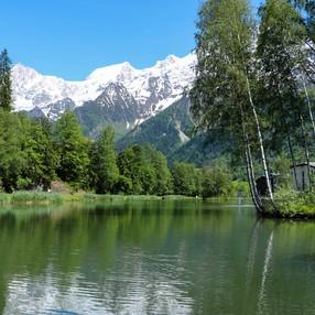 Le lac des Chavants image