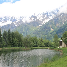 Le lac des Chavants