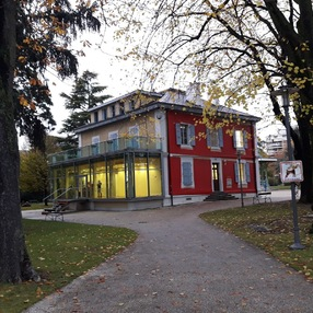 Villa du Parc - Centre d'art contemporain