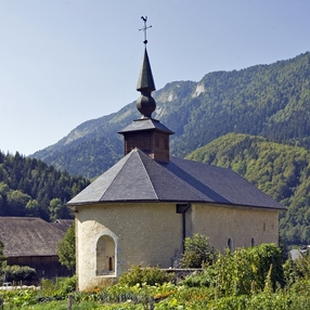 Chapelle de la Correrie