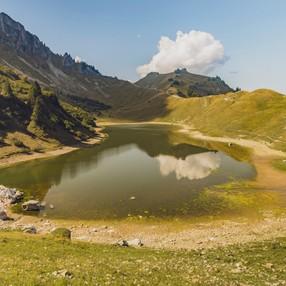 Le Lac de Lessy image