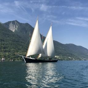 Croisière-promenade sur la barque la Savoie