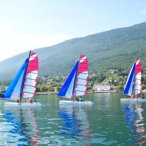 Point Location YCBL : catamaran, planche à voile, kayak, paddle, dériveur.