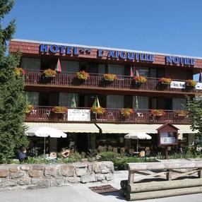 Aiguille Noire hotel