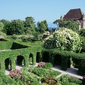 Jardin des Cinq Sens image
