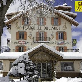 Aiguille du Midi restaurant