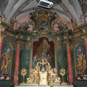 Eglise Notre-Dame : En accès libre