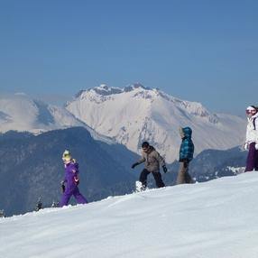 Agy/Fimaloz randonnée raquettes hiver
