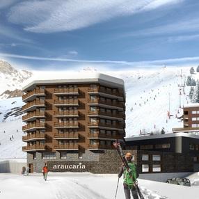Araucaria Hotel et Spa