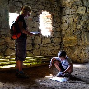 Les secrets du fort de Tamié : Visite-jeu 9-12 ans