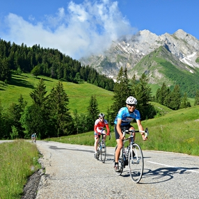12e Aravis Bike Tour