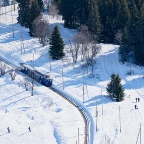 Tramway du Mont-Blanc image
