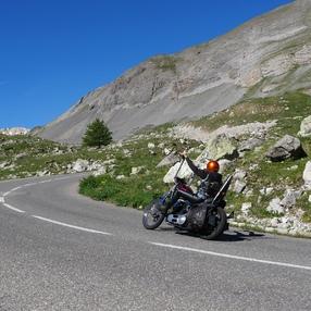 Punta Bagna Bike Valloire