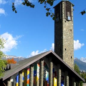 Eglise Notre Dame de Toute Grâce