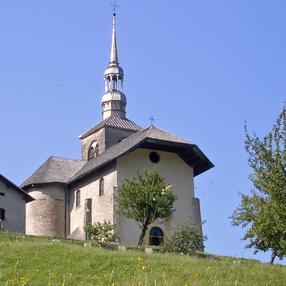 Eglise de Saint Nicolas la Chapelle