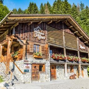 Le Hameau des Alpes