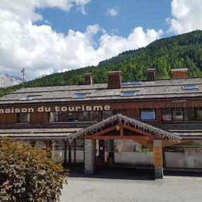 Office de tourisme - Le Grand-Bornand Village