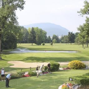 Golf Club Aix les Bains Riviera des Alpes