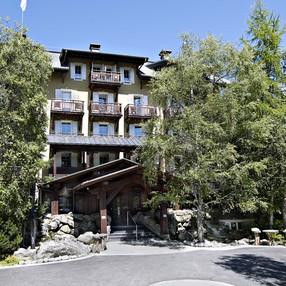 Hôtel Le Lodge Park