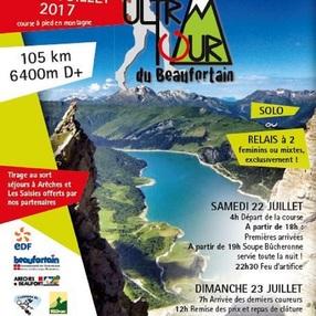 9e Ultra Tour du Beaufortain