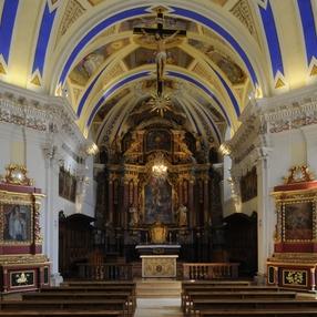 Eglise baroque de Saint Nicolas de Véroce image