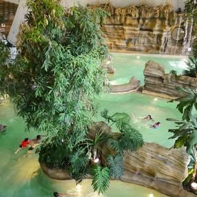 Aquariaz espace aqualudique