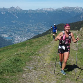 Trail et rando : La Fort du Mont