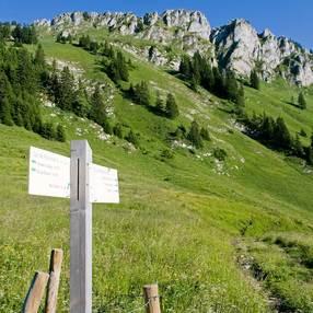 Tour du Mont Ouzon
