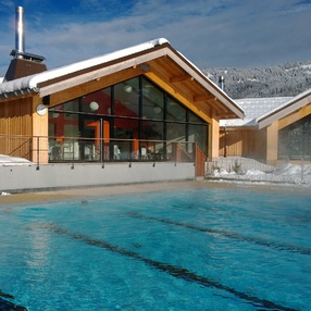 Aquacime centre: swimming pool and spa
